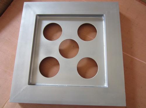镁铝合金方尺