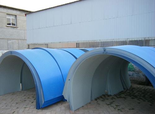 彩钢防雨罩